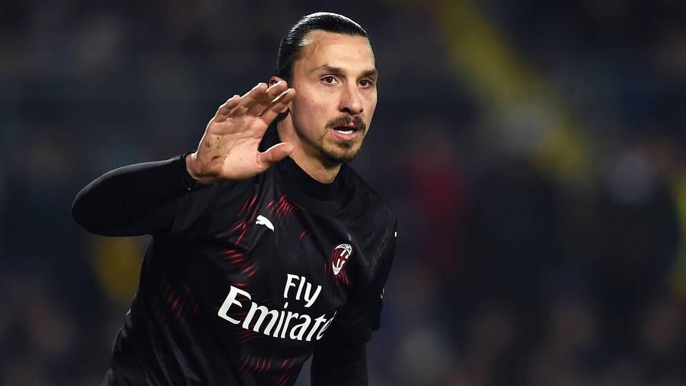 Milan har fortfarande inte förlorat sedan Zlatans ankomst.