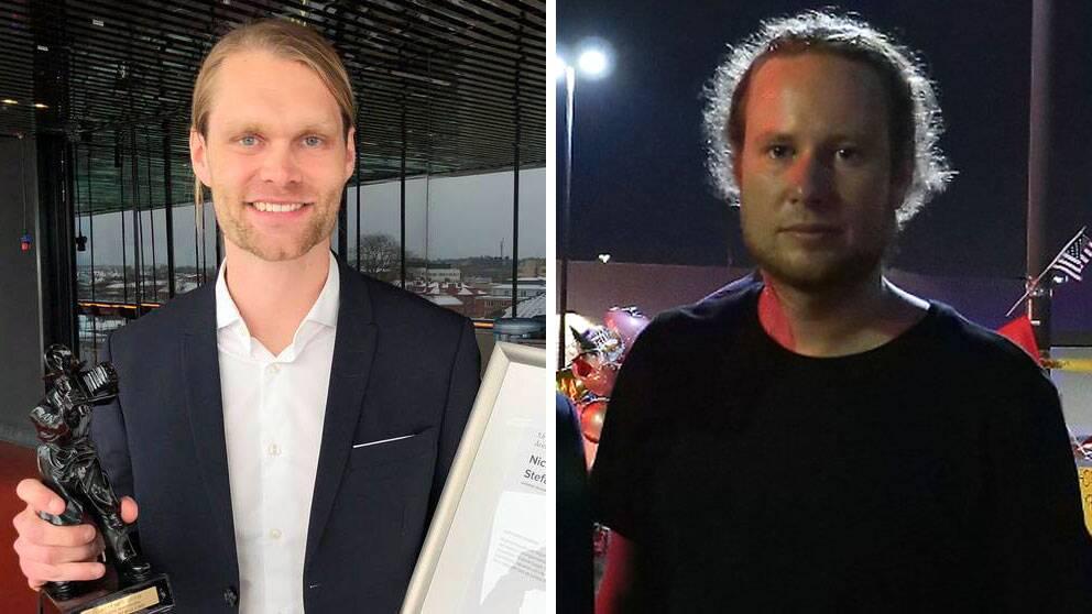 Niclas Berglund och Mikael Eriksson