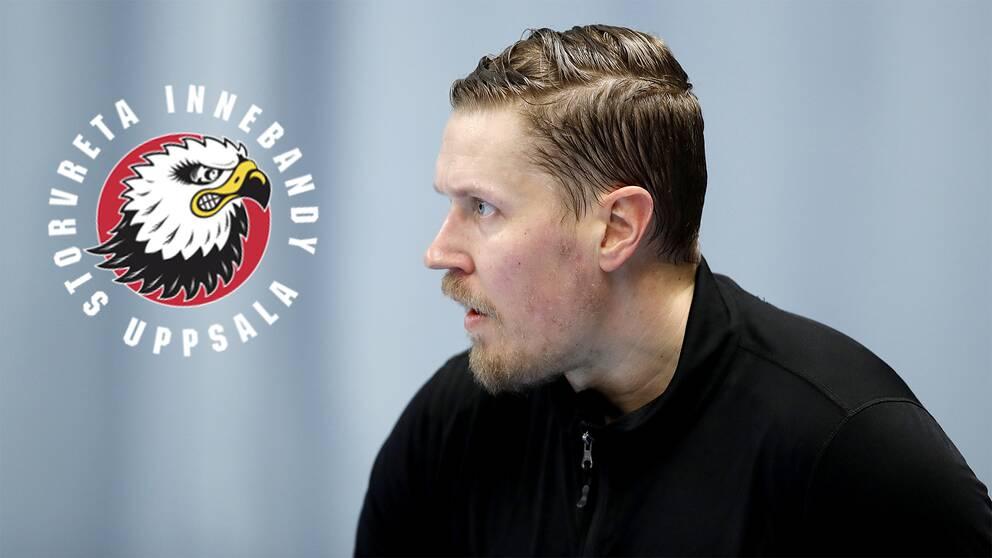 Mika Kohonen är klar som assisterade tränare för Storvreta.