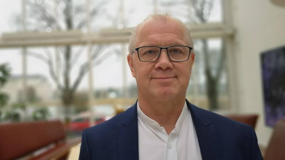 Christer Jonsson (C), regionråd i Region Kalmar.