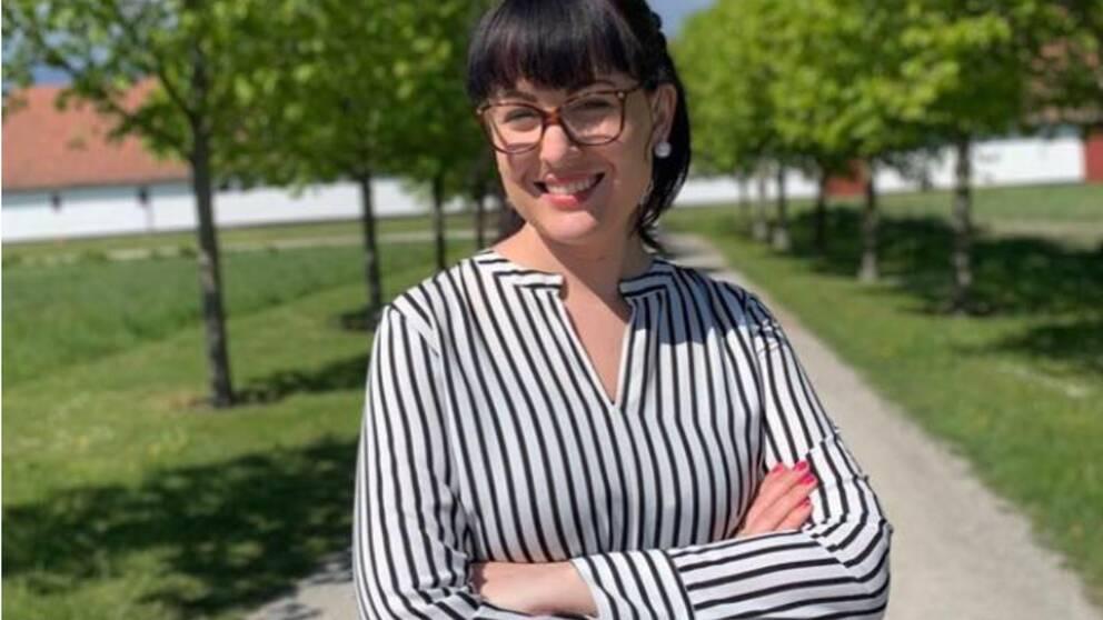 Charlotte Bossen, Centerns gruppledare i Malmö.