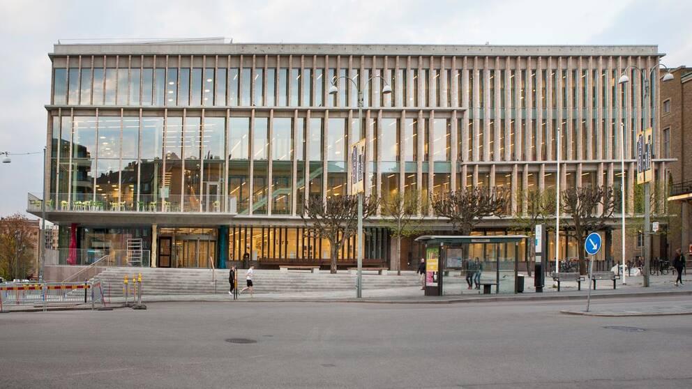 Göteborgs stadsbibliotek.