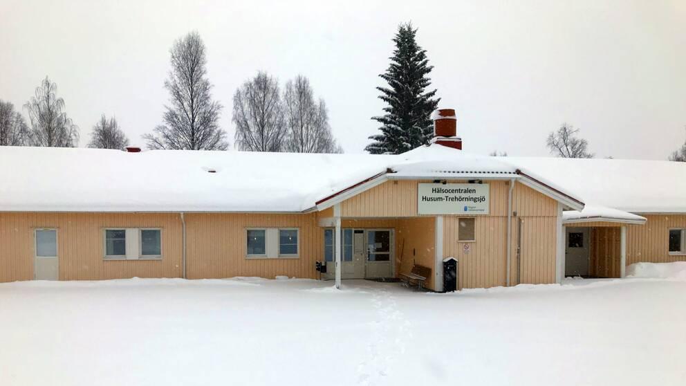 Häslocentralen i Trehörningsjö