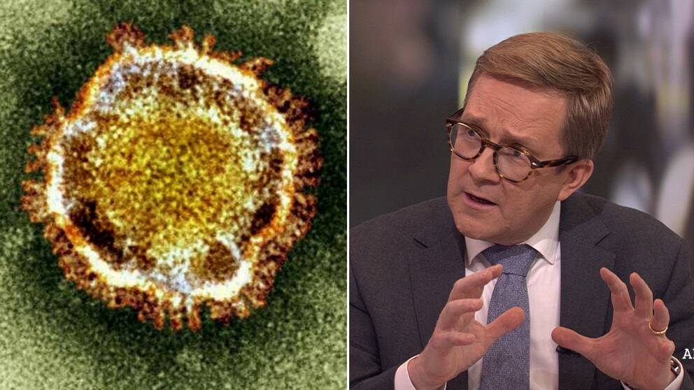 Pasi Penttinen, läkare och smittskyddsexpert för Europeiskt centrum för förebyggande och kontroll av sjukdomar, ECDC, säger att vi måste agera snabbt för att få coronaviruset under kontroll.