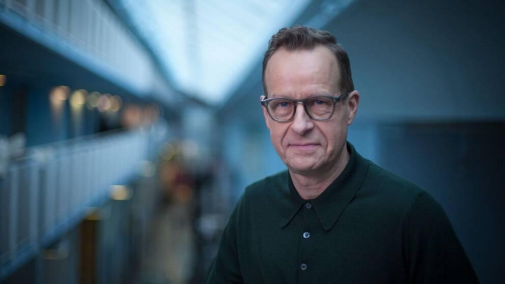 Per Andersson, redaktör och kritiker på Kulturnyheterna.
