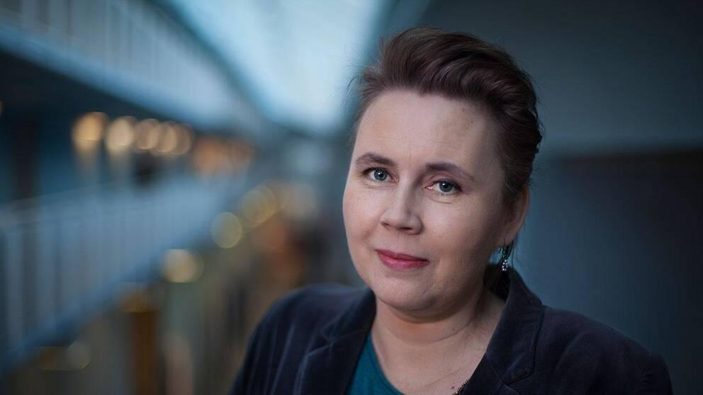 Ulrika Milles, redaktör och litteraturkritiker på Kulturnyheterna.
