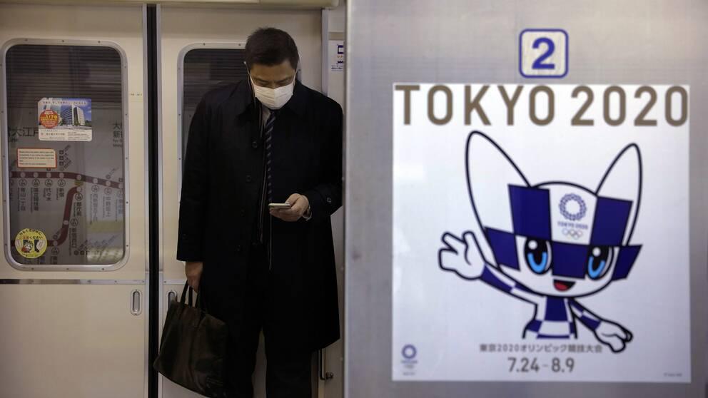 Coronaviruset är inget som oroar arrangörerna inför OS i Tokyo.