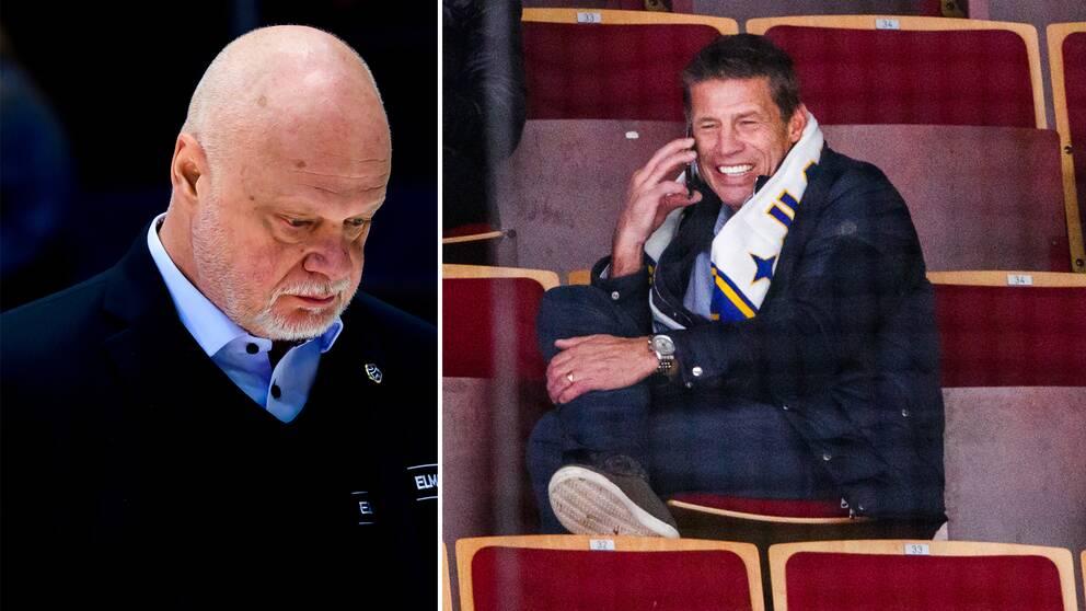 Roger Melin får sparken från Leksand – Ulf Samuelsson tar över.