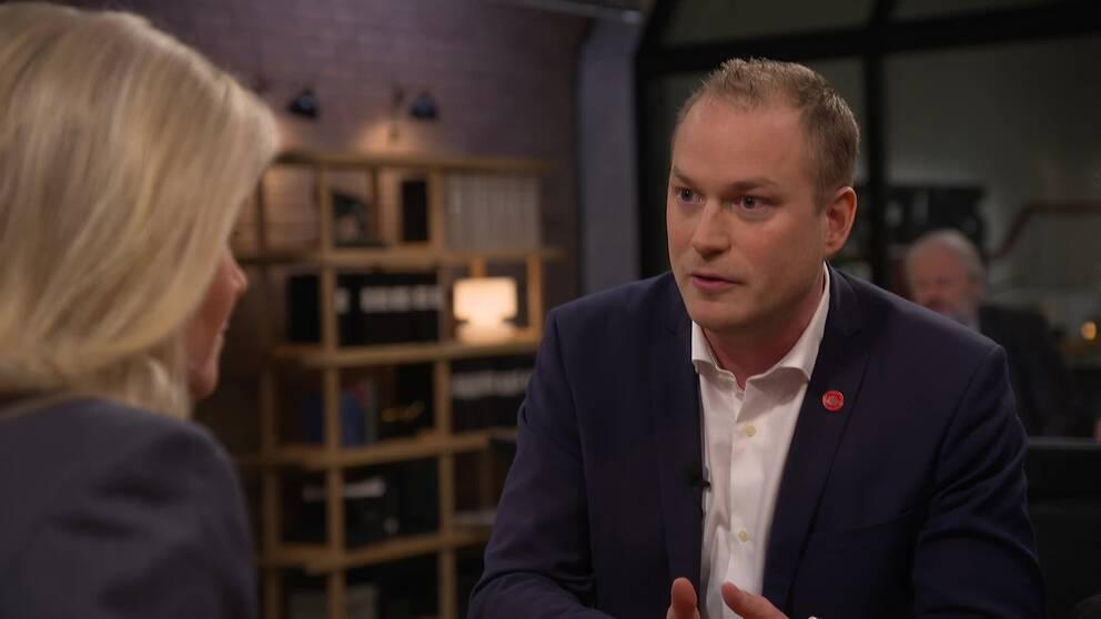 Gustaf Lantz (S), riksdagsledamot i justitieutskottet.