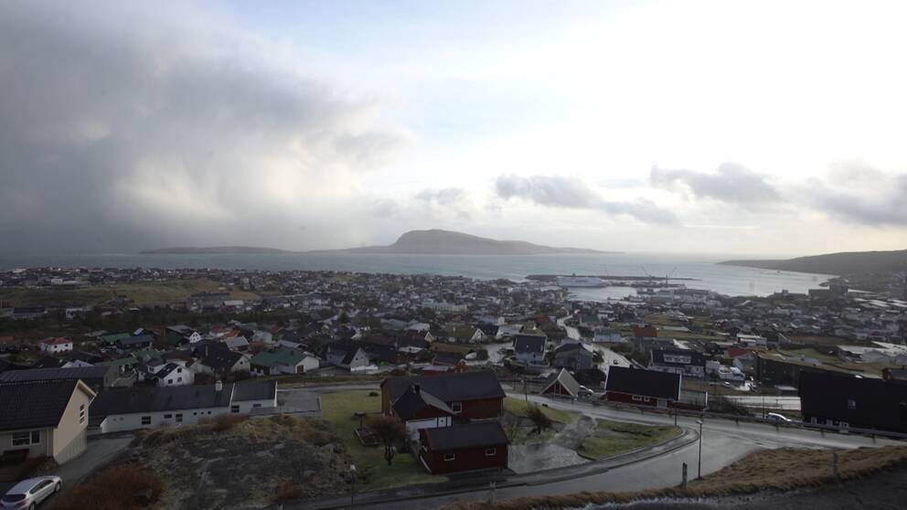 Färöarna tvingas välja mellan att säga ja till Huawei eller förlora ett frihandelsavtal med Kina.