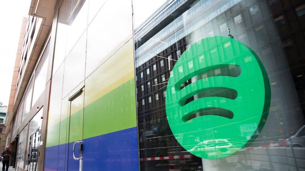 Spotify noterar en exponentiell tillväxt i podcast-verksamheten. Det framgår i företagets delårsrapport.