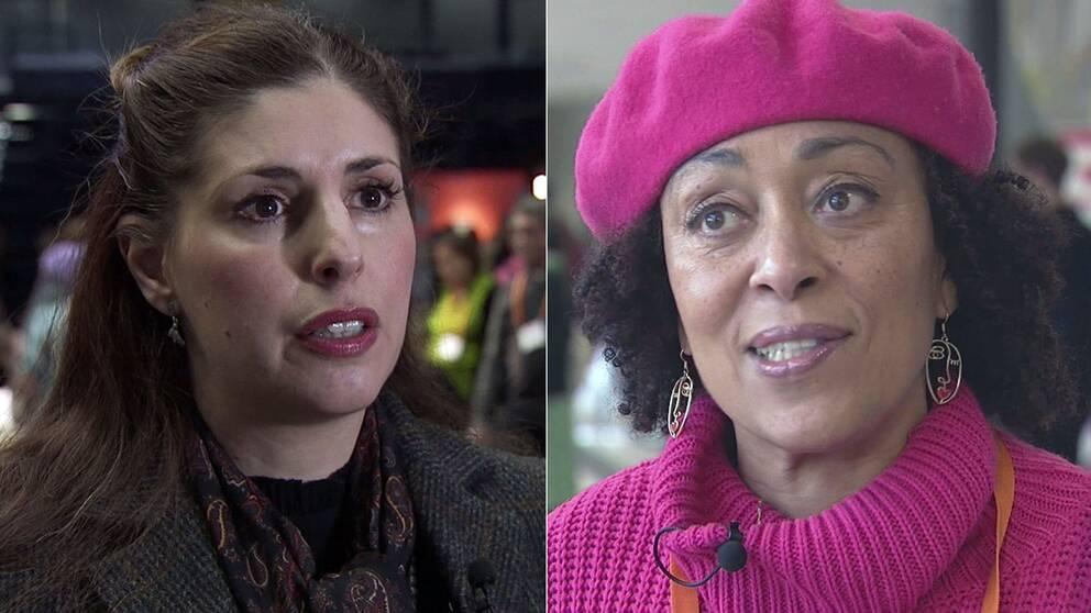 Catta Neuding och Francesca Quartey ser en fara för den oberoende konsten.
