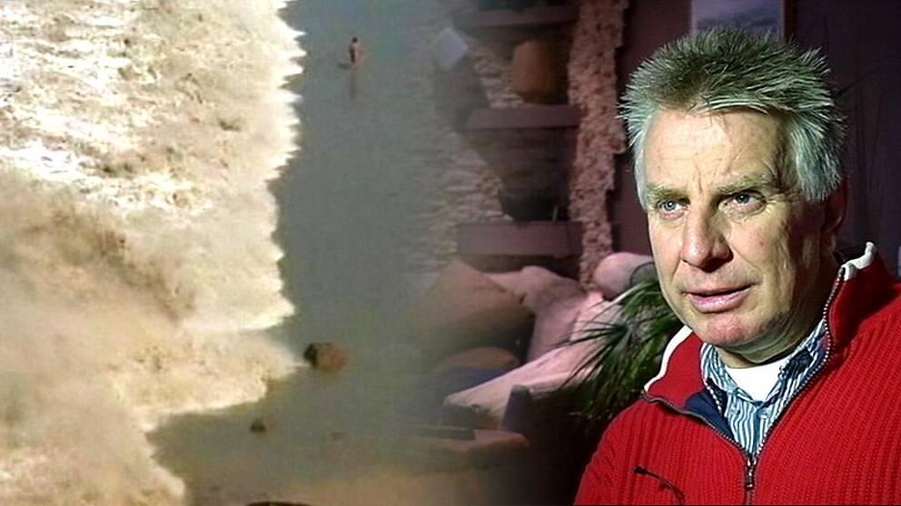 Pigge Werkelin på Gotland förlorade sin familj i tsunamikatastrofen 2004