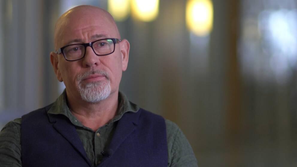 """Projektsamordnare Varg Gyllander: """"Det kommer att ta tid att förändra. Vi har fått minst tio år på oss"""""""