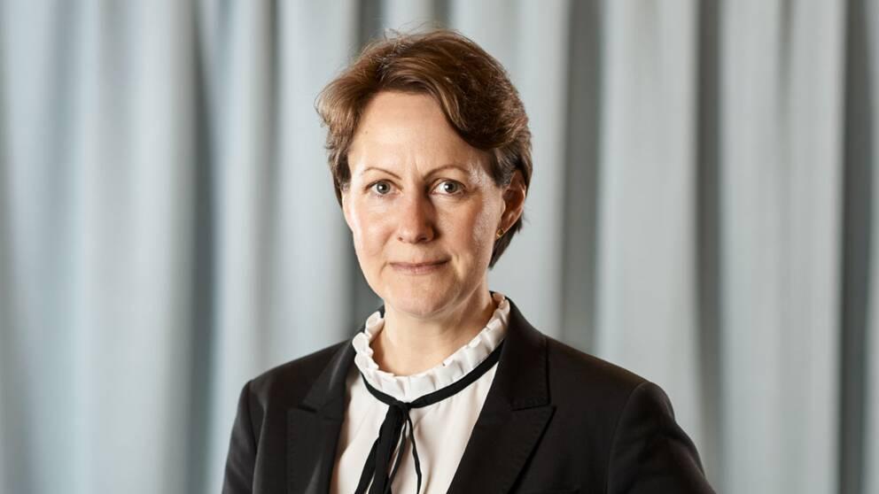Advokaten Sofia Blomqvist Szabo.