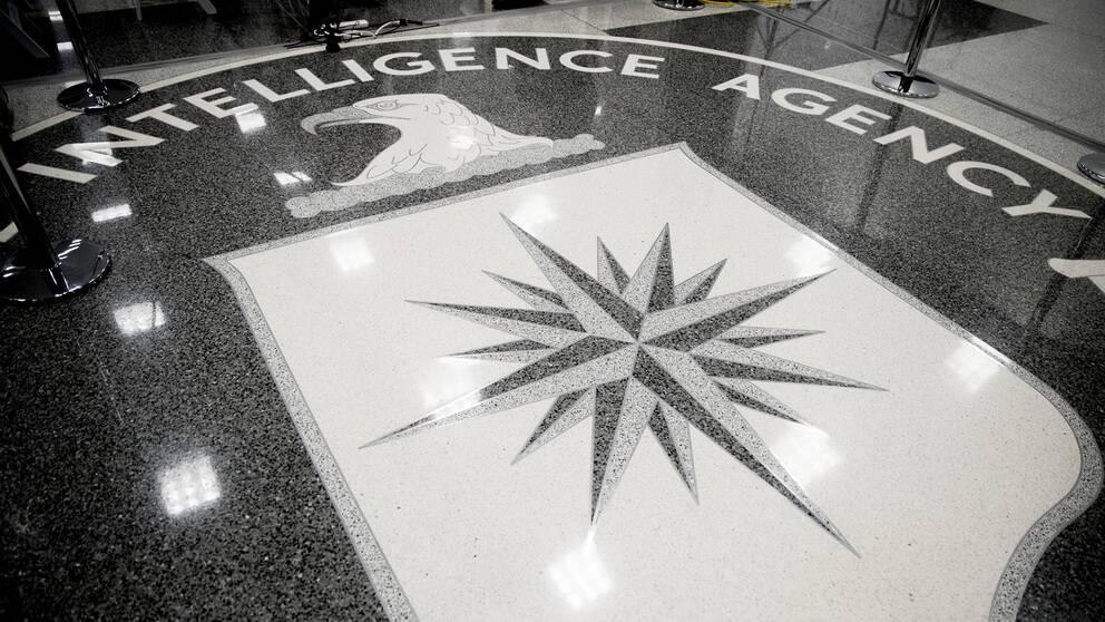 Bild på CIA:s logga.