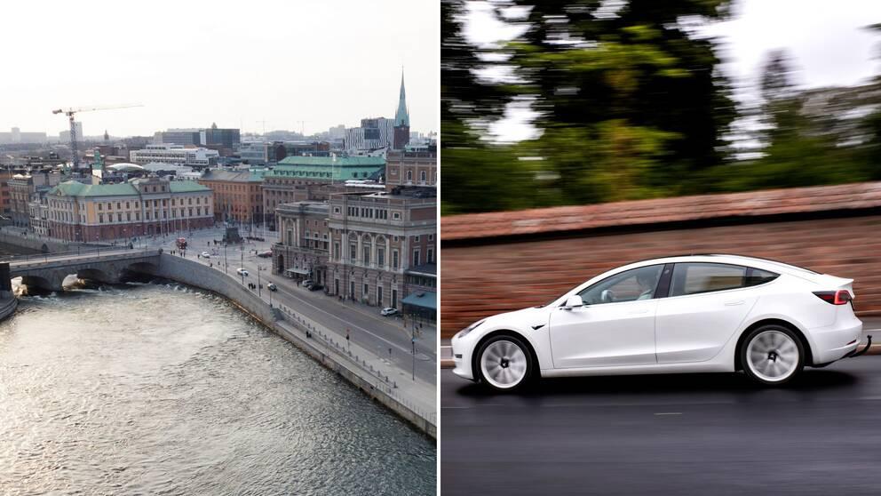 Främst personer som bor i storstäderna, Stockholm, Göteborg och Malmö gynnas av det nuvarande klimatbonussystemet för bilar enligt en Riksrevisionen
