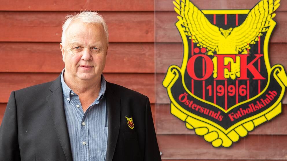 Bo Ottosson, ordförande, valdes på ett år på det extra årsmötet förra året.