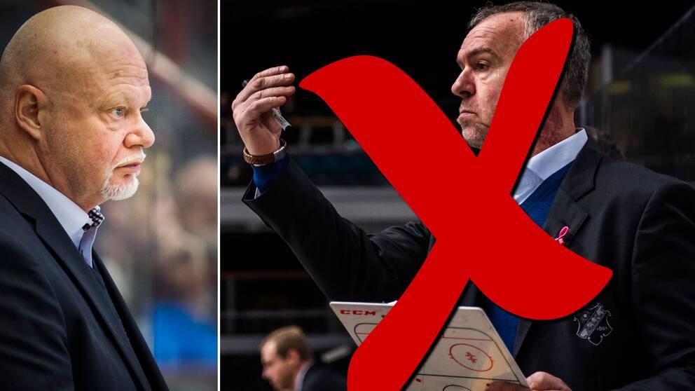 AIK sparkar Bobo Simensen och tar in Roger Melin.