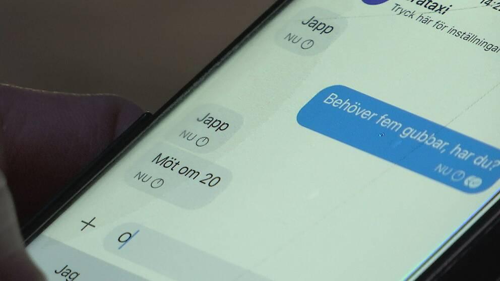 Med hjälp av de nya spionprogrammen ska polisen kunna se datatrafik som sms i realtid.