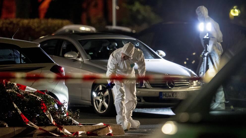 Minst elva döda efter skjutningar i Tyskland