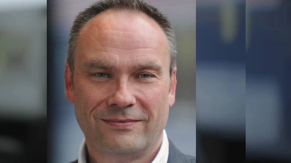 Tobbe Lundell, presschef vid SJ, säger att ensamarbete är en situation man har i jobbet som tågvärd.