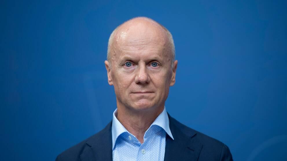 Daniel Barr, generaldirektör, Pensionsmyndigheten.