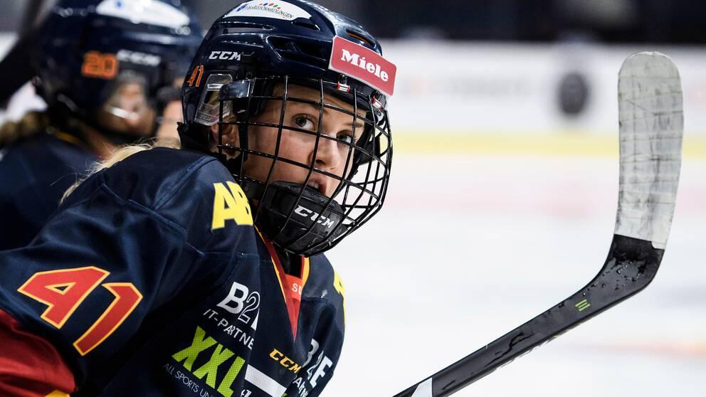 Djurgårdens Sofie Lundin