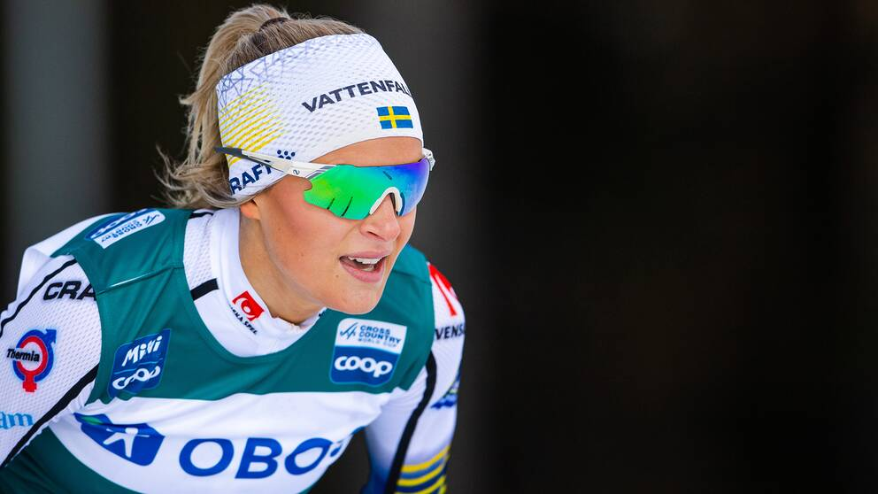Frida Karlsson tillbaka till Lahti.