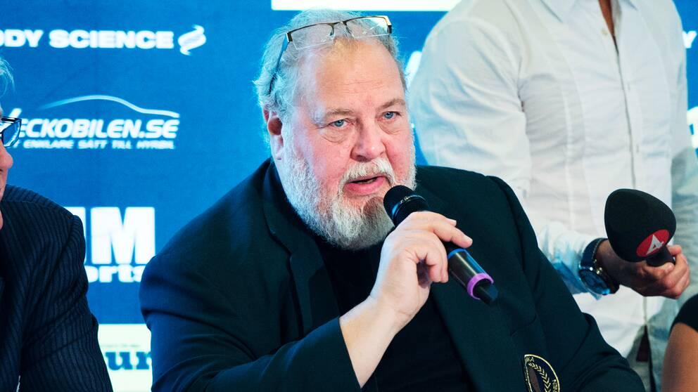 Boxningsoraklet Olof Johansson har följt sporten i över 60 år.