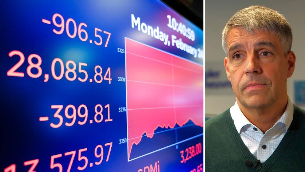Finansanalytiker Martin Guri