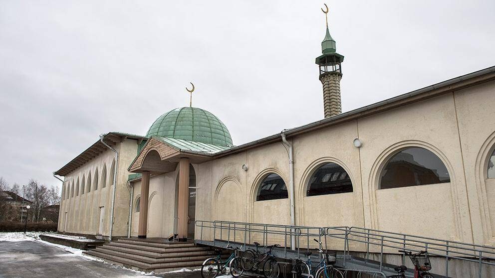 Uppsala moské ställer in fredagsböner