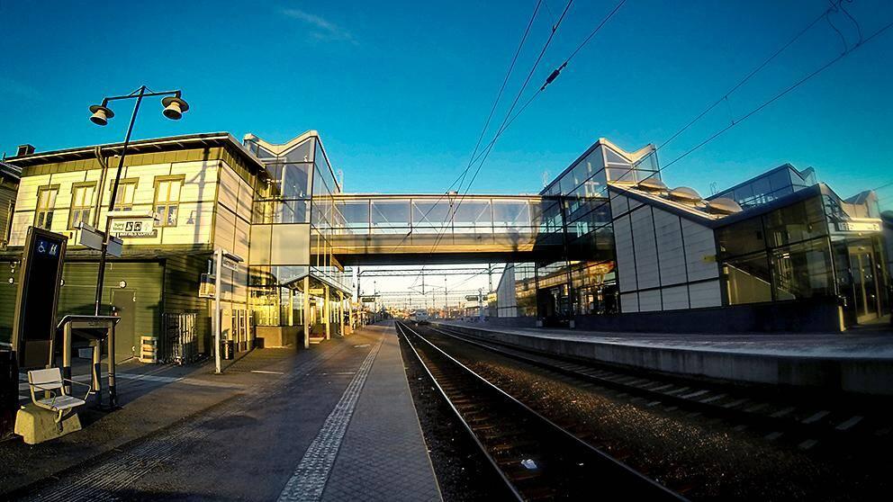 Centralstationen i Västerås