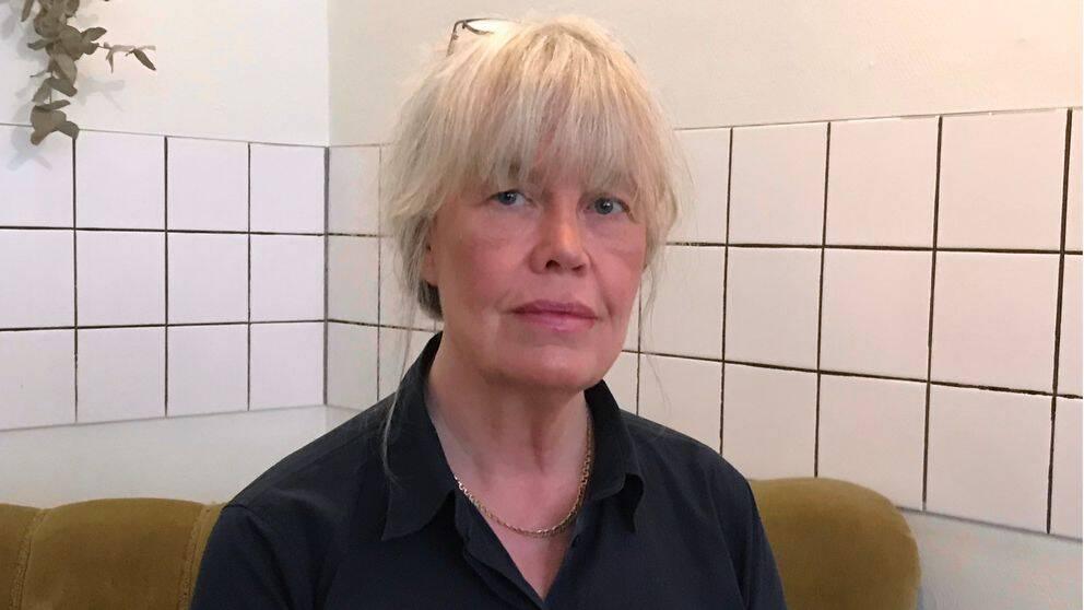 Porträttbild på Ann