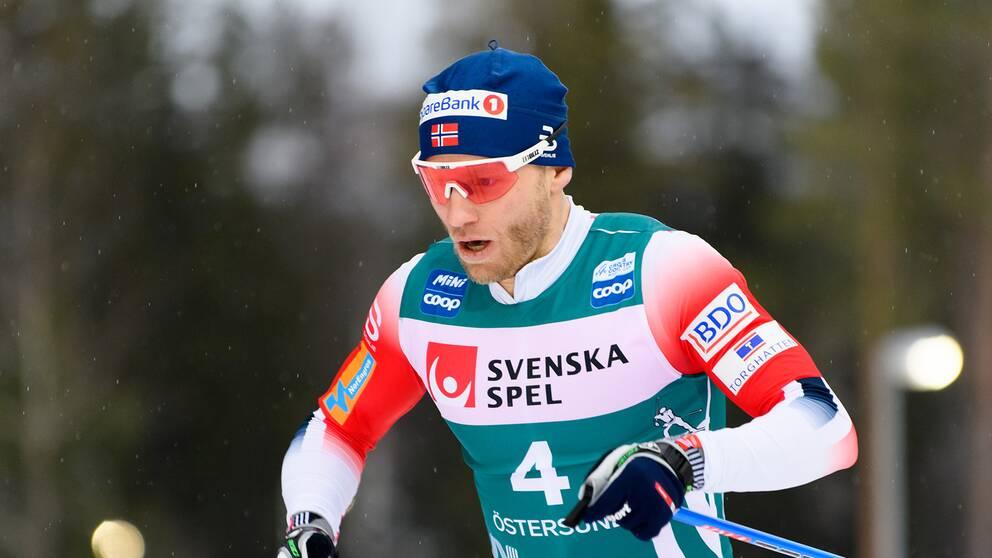 Martin Johnsrud Sundby har fina minnen från Holmenkollen, seger både 2016 och 2017
