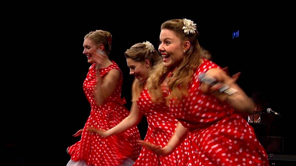 Hebbe Sisters nya album är en hyllning till swingjazzens storhetstid.