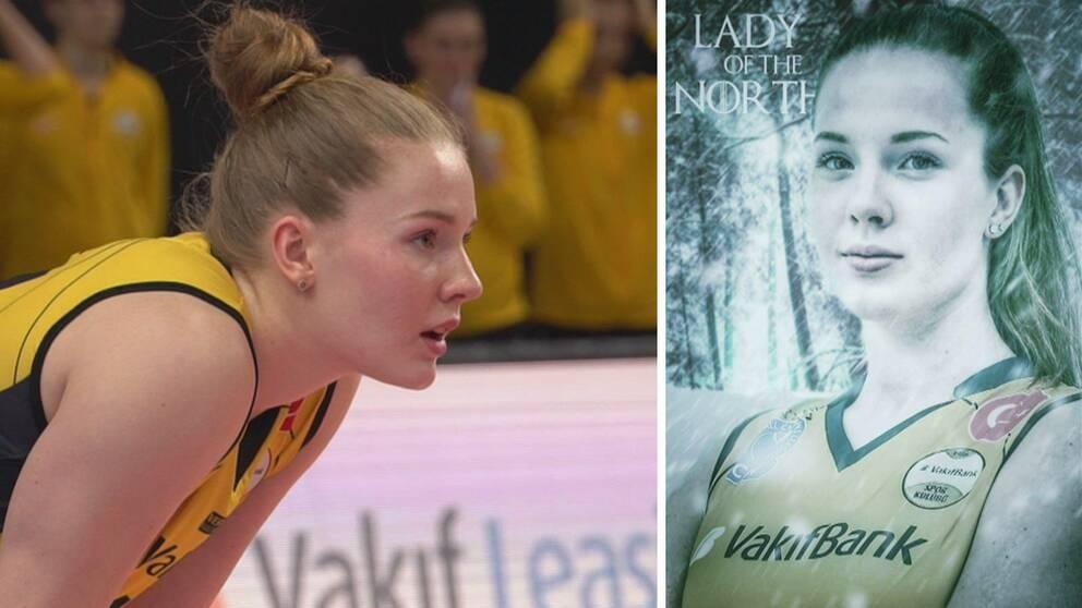 Isabelle Haak.