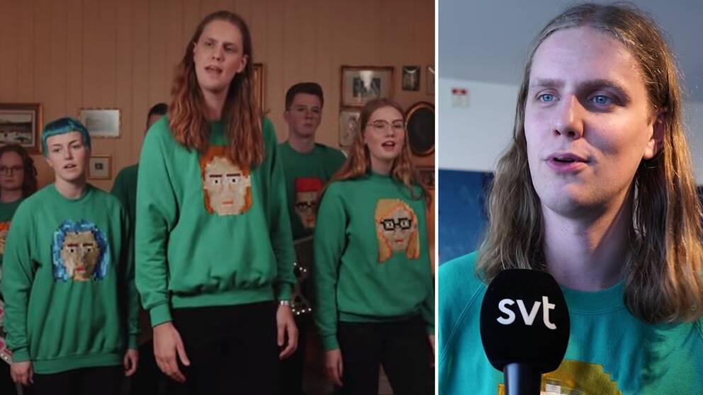 Isländska Daði Freyr berättar om bakgrunden till låten som blivit storfavorit i Eurovision 2020.
