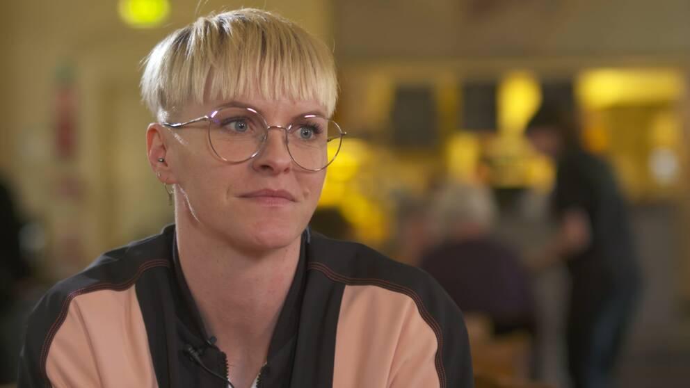 Nilla Fischer har dragits med flera skador i Linköping.