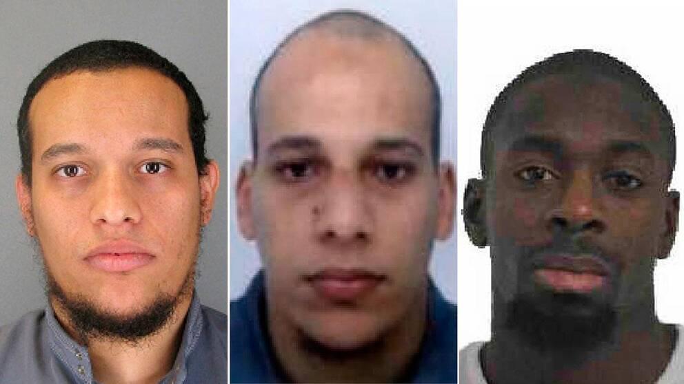 Algeriet bomber dodade fem barn
