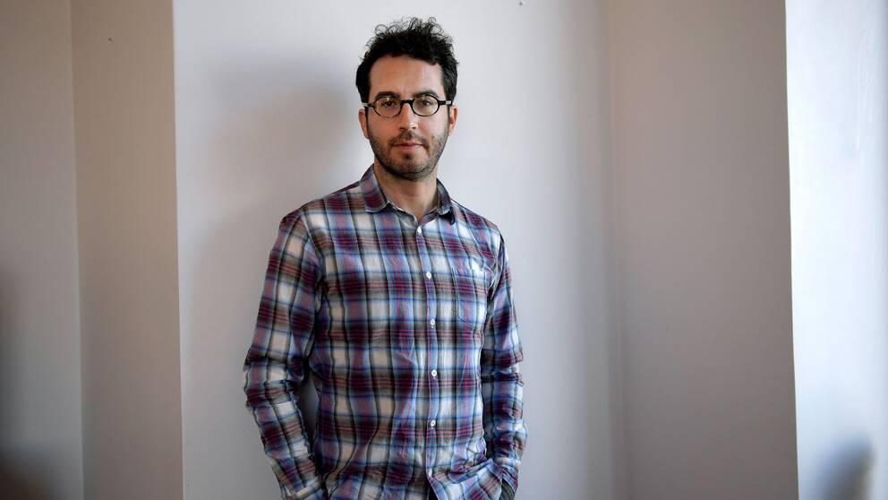 Författaren Jonathan Safran Foer kommer inte till Sverige.