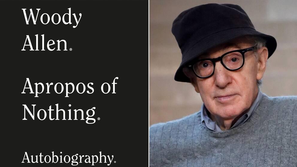 Utgivningen av Woody Allens självbiografi har mött hård kritik.