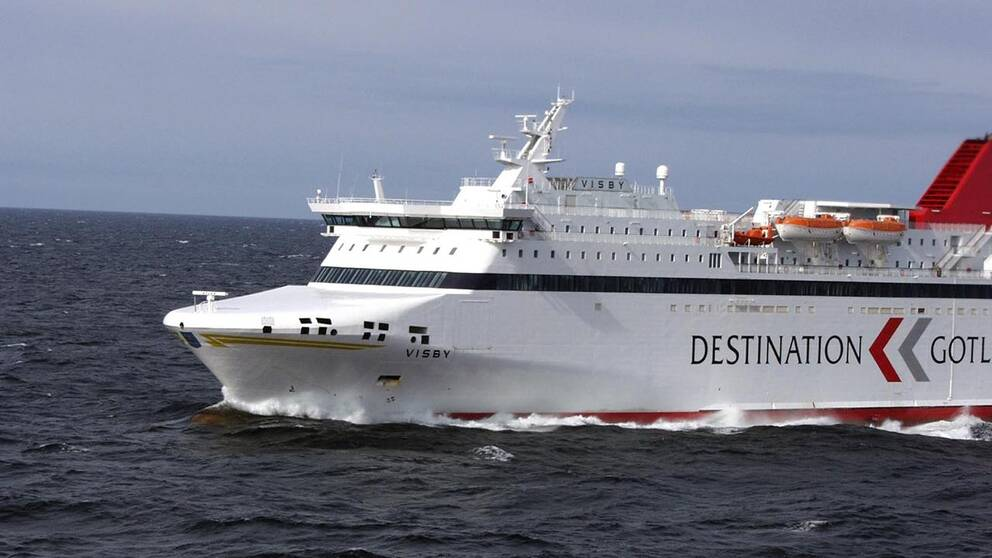 båt från nynäshamn till visby