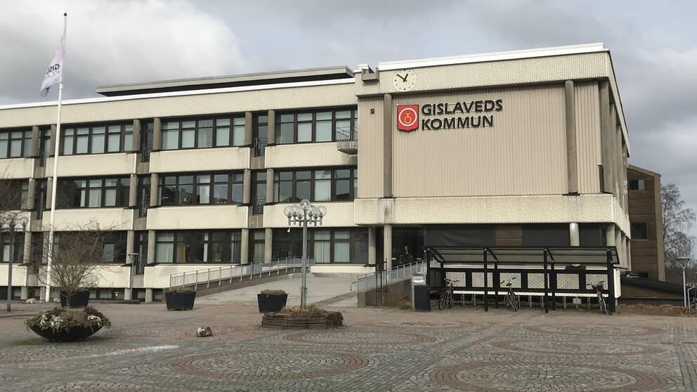 Gislaveds kommun/ Gislaveds kommunhus.