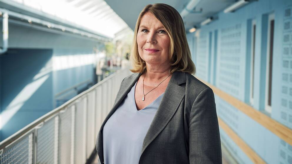 Charlotta Friborg, ansvarig utgivare för Riksnyheternas olika plattformar