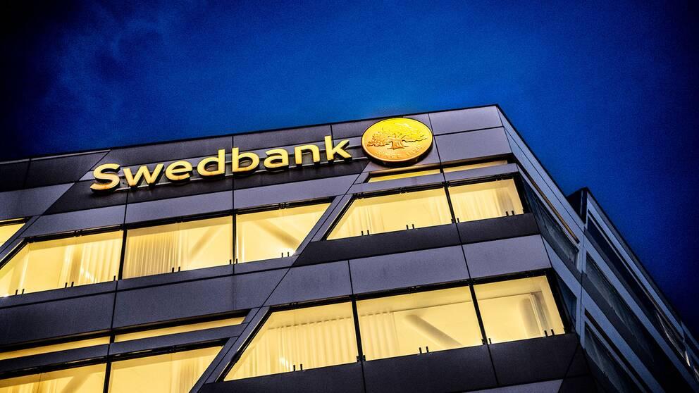 Swedbanks huvudkontor i Sundbyberg