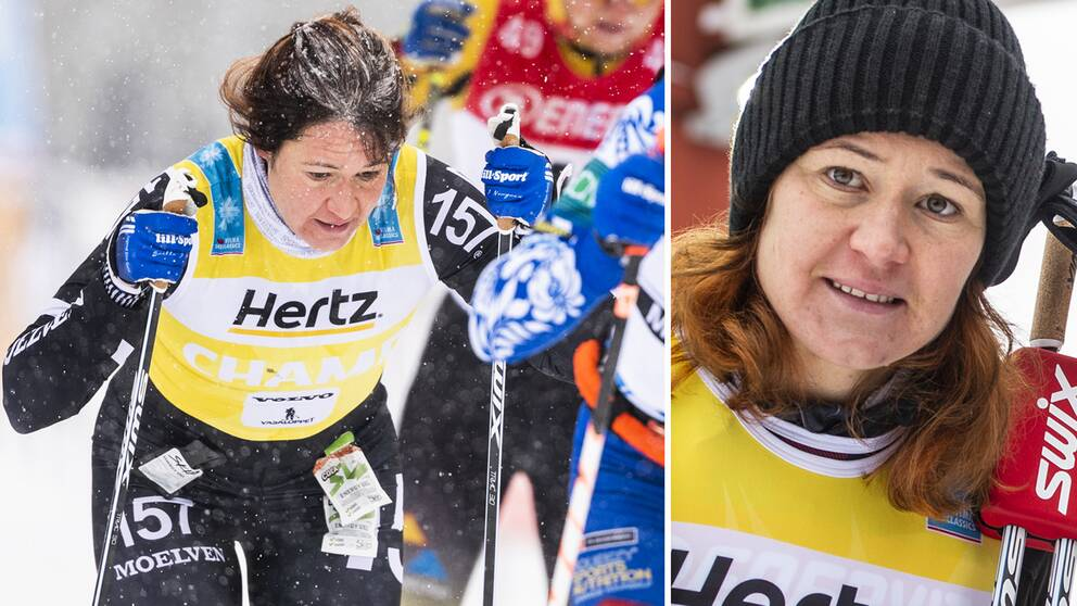 Britta Johansson Norgren är nu nära titeln.