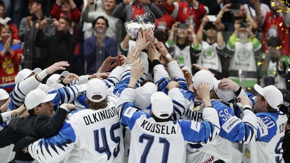 Det kommer inte delas ut något VM-guld i år i ishockey.