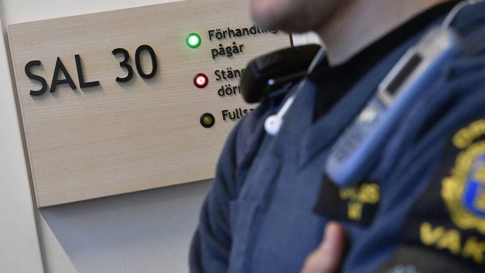 """""""Det skulle vara väldigt drastiskt att stänga en domstol"""", säger Ylva Norling-Jönsson, lagman vid Helsingborgs tingsrätt."""