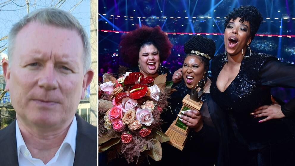 "Eurovision song contests chef Jan Ola Sand: ""Det smärtar oss"""